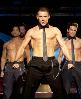 "Channing Tatum i naga prawda w ""Magic Mike'u"""