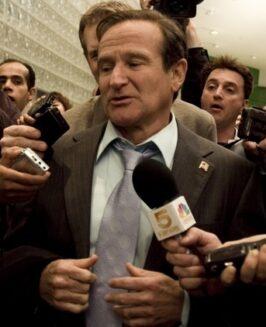 """""""Człowiek roku"""": Robin Williams prezydentem! Skąd się wział pomysł na film?"""