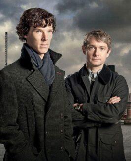 """Detektyw Holmes z XXI wieku – serial """"Sherlock"""" w Stopklatce TV"""