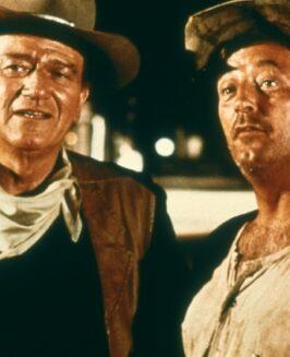 """""""El Dorado"""": klasyczny amerykański western"""