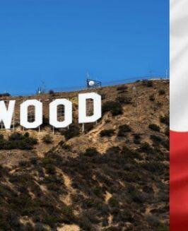 Jak hollywoodzkie gwiazdy mówią po polsku?
