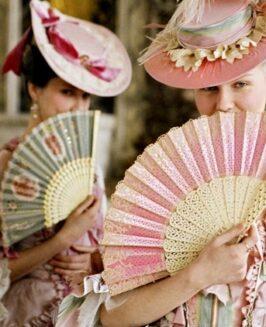 Maria Antonina: kulisy historycznego filmu