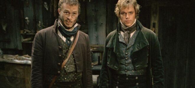 Nieustraszeni bracia Grimm