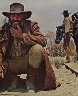 """""""Pewnego razu na Dzikim Zachodzie"""": kultowy spaghetti western"""