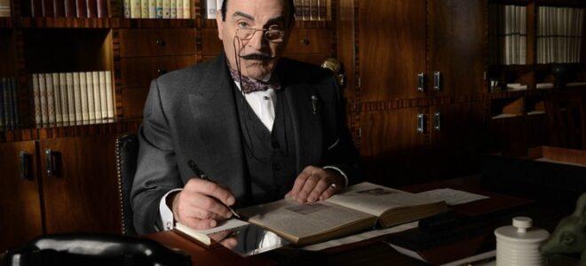 Poirot: Express doPlymouth