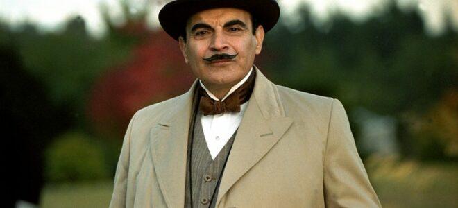 Poirot: Kurtyna
