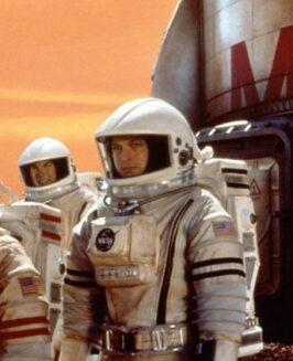 """""""Sędzia Dredd"""" i """"Misja na Marsa"""" – słynne filmy SF"""