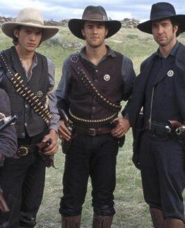 """""""Strażnicy Teksasu"""": strzelaniny na Dzikim Zachodzie"""