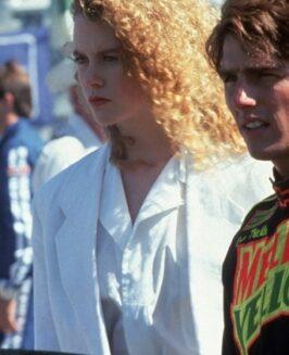 """""""Szybki jak błyskawica"""": Tom Cruise w niebezpiecznych zawodach"""