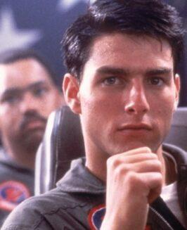 """Top Gun"": kultowy film zlat 80."