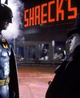 CYKL KULTOWYCH FILMÓW. BATMAN WSOBOTNIE WIECZORY WSTOPKLATCE
