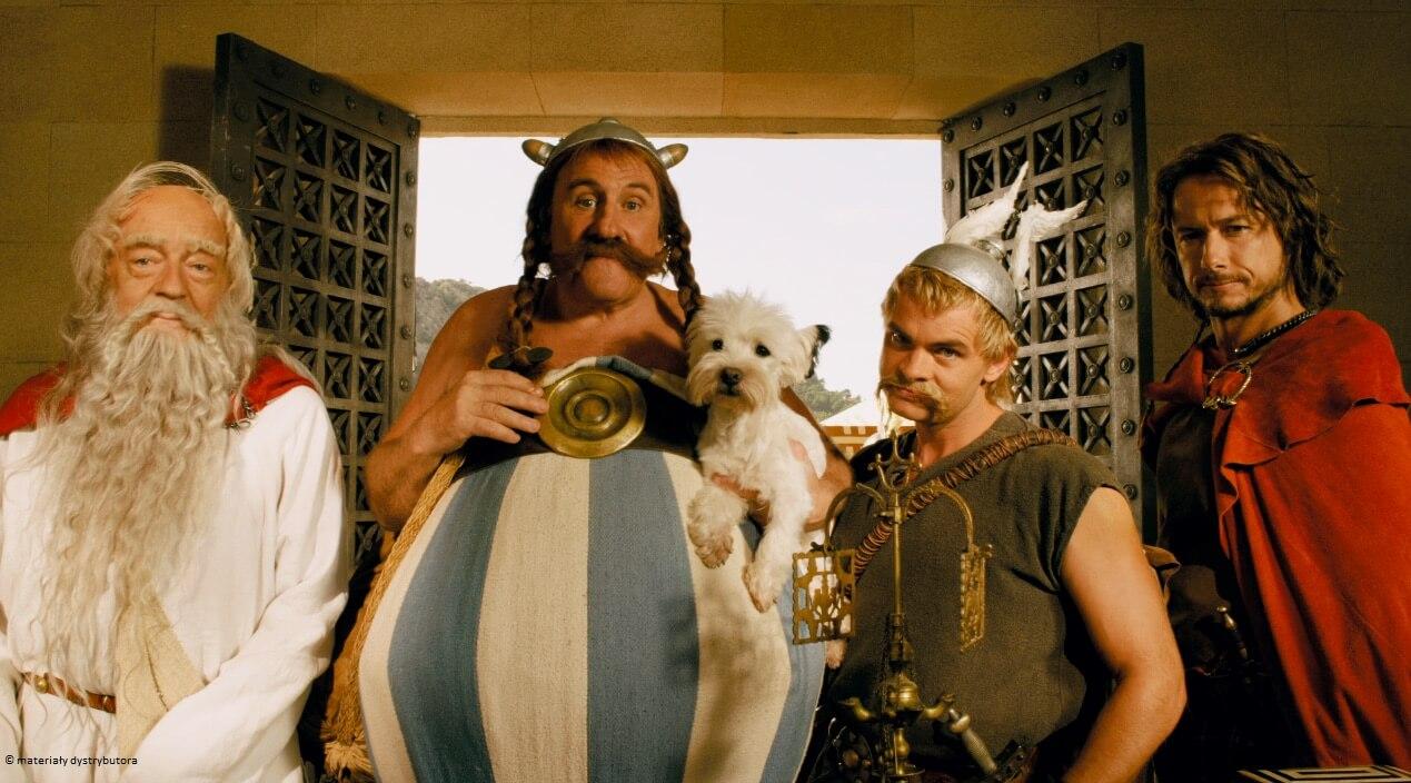 Asterix naolimpiadzie